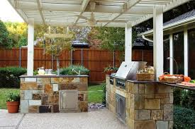 Amazing Backyard Kitchen  KitchenideasecomBackyard Kitchen