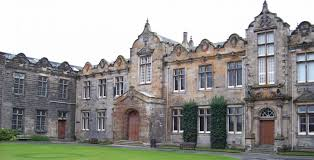 St Andrews ranked fifth best university in the UK