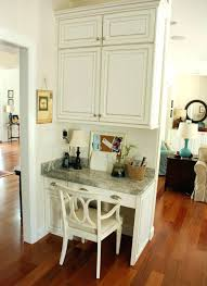 kitchen office nook. Kitchen Office Nook Two Organizing The  Area Ideas W