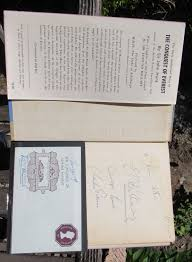 The Conquest Of Everest -- SIGNED By Ed Hillary, Charles Evans, George Lowe  + Insert Signed By TENZING & By HUNT by John & Sir Edmund Hillary Hunt -  Signed First Edition -
