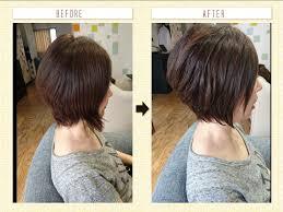 前が長くて後ろが短い髪型をおすすめするタイプの女性は