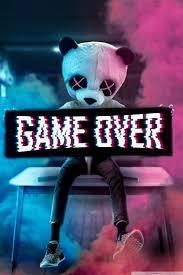 Game_Over Ultra HD Desktop Background ...