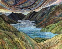 3409 best quilt landscape images on Pinterest | Quilt block ... & Landscape by Rachel wright. Quilting DesignsQuilting IdeasQuilt ... Adamdwight.com