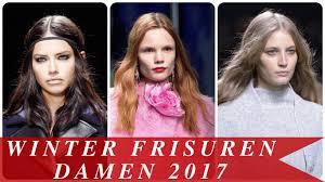 Winter Frisuren Damen 2017 Youtube