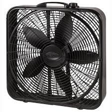 20 power plus box fan
