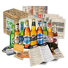 set of 9 world beers beers from all over the world l gift box for
