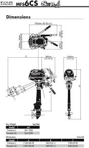 6 hp outboard short shaft mfs6csproul sail pro bridge yachts tohatsu 6 hp outboard motor