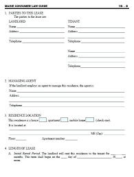 Home Lease Agreement Form – Pitikih