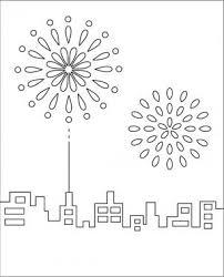 レク素材 8月花火介護レク広場レク素材やレクネタ企画書の無料