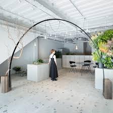 Modern Flower Shop Interior Design Florist Architecture And Interior Design Dezeen