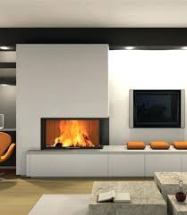 tv and fireplace wall modern fireplace designs with glass for the contemporary home wall unit fireplace