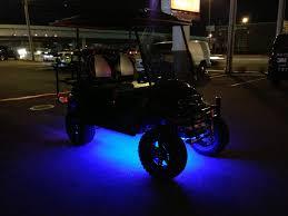 Golf Cart Underbody Lights Golf Cart Lighting Archives Auto Styles