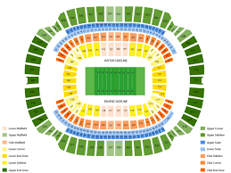 M T Bank Stadium Seating Chart And Tickets