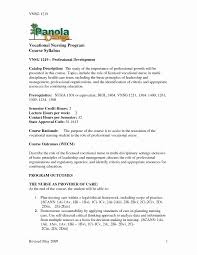 Sample Resume For Registered Practical Nurse In Canada New Filipino