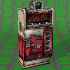 Nuka Cola Vending Machine Magnificent Pop Machine Nuka Cola Free 48D Model Obj Dae Free48D