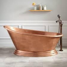 deep soaking tub freestanding standing bath round tub long bath