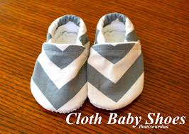Baby Shoes Pattern Beauteous Thatssewnina My Favorite DIY Baby Gift Part 48 Cloth Baby Shoes