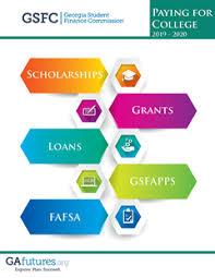 Marketing Materials Georgia Student Finance Commission