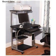 tower computer desk. Home Computer Desk Top Office Furniture Mobile Workstation Tower Desks Portable B