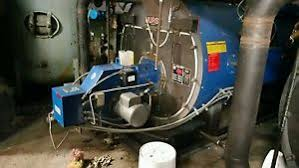 used steam boiler business industrial hurst boiler 50 hp 2007 low nox steam boiler gas fired