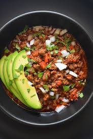 ground beef recipes. Contemporary Beef Instant Pot Ground Beef Chili By Michelle Tam Httpsnomnompaleocom In Recipes