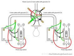 ceiling fan switch wiring diagram useful info how to s here is our selection of three way switch circuit diagrams the electrical symbol indicates where power enters the circuit