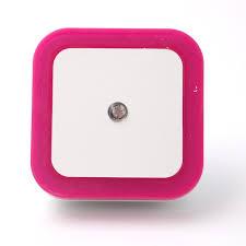 Red Light Skin Care Lampara 4 Colors Auto Sensor Smart Lighting Mini Led Night Light