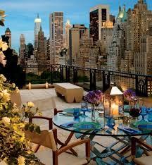 Terrace City View