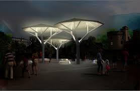 Solar Lights To Illuminate Park In Musandam  Pro Landscaper Gulf Wilkinson Solar Lights