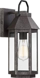 Amazon Com Quoizel Cpb8408spb Campbell Outdoor Wall Lantern