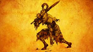 wallpaper games dark souls armor warriors fan art armour fanart