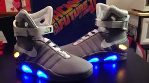back to the future 2 shoes review nike air mag costumes you