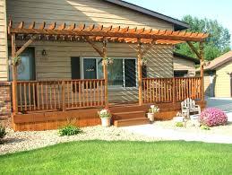 built porch deck designer how to build a step by wood plans mobile home porches pre built decks for mobile homes