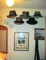hat wall display large size of the wall hat rack display hat racks wall hat rack