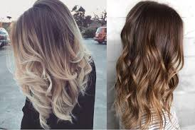 Balayage Is De Nieuwe Highlight