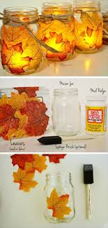 Fall Table Decorations With Mason Jars 100 Welcoming Fall Table Decoration Ideas 91