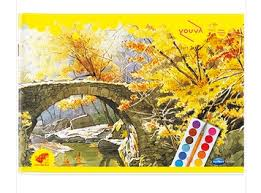 navneet soft bound small 21 x 29 7 cm yellow drawing book