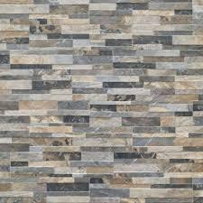 ledger stone wall tile keith dry walling backsplash msi home depot