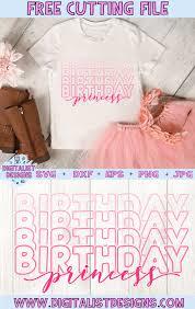 1,000+ vectors, stock photos & psd files. Free Birthday Princess Svg Digitalistdesigns