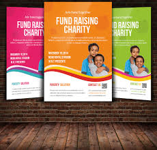 Donation Flyer Template Enchanting 48 Charity Flyer Templates Printable PSD AI Vector EPS Format