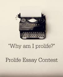 grsfl prolife essay contest grand rapids right to life