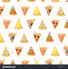 pizza pattern wallpaper. Simple Pizza Pizza Slices Illustrations Icons Pizzeria Wallpaper Pattern With Colorful  Elements And Cream White Background To Pattern Wallpaper L
