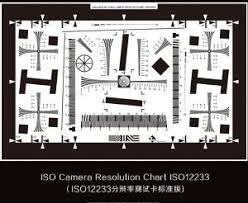 Iso Chart 12233 Enhanced Iso 12233 Resolution Test Chart 3nh Iso12233