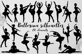 ballerina silhouettes exle image 1
