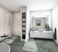 Design Auf Ganzer Linie Baños Badezimmerideen Begehbare Dusche