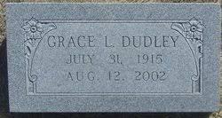 Grace Elizabeth Lacy Dudley (1915-2002) - Find A Grave Memorial