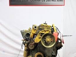 caterpillar engine assy parts tpi caterpillar 3126 engine assys stock t 1139 part image