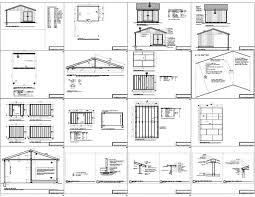 10x14 backyard shed plans large porch carport