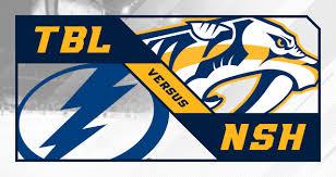 Tampa Bay Lightning Seating Chart Nashville Predators Vs Tampa Bay Lightning Bridgestone Arena
