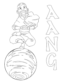 Small Picture Kids n funcom 28 coloring pages of Avatar